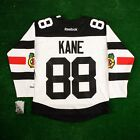 2016 Patrick Kane REEBOK Chicago Blackhawks Stadium Series Premier Jersey Mens