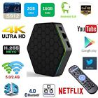 Android 6.0 Smart TV Box S912 Octa-core 2GB 16GB Fully Loaded Kodi Media Player