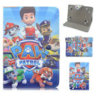 "Universal 7"" 8"" 10"" inch tablets case cover Paw Patrol for Samsung Amazon Ipad"