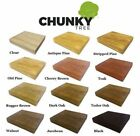 Colour Samples Rustic Wood Finish 12 Colours Briwax Fiddes, Made By ChunkyTree
