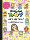 Amelia's Boy Survival Guide by Marissa Moss c2015 Paperback We Combine Shipping
