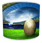 Football Lampshades Ideal To Match Boys Football Wallpaper, Football Wall Decals