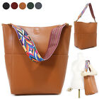 EVERYDAY LG HAZE SHOPPING PURSE COLOR STRAP SHOULDER BAG REAL COWHIDE LEATHER