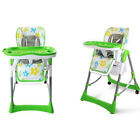 Highchair Child Booster 3-in-1 Baby High Chair Seating & Feeding System Seating