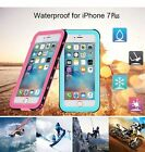 Redpepper-Waterproof Dirt Proof Shockproof Hard Case Cover for iPhone 7 7 Plus