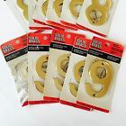 """1 Solid Brass 3"""" House Number You Choose 1 Number"""