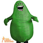 Adult Ghostbusters Slimer Inflatable Costume Halloween Funny Fancy Dress Outfit