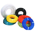 NEW 10 meters UL-1007 24AWG Hook-up Wire, Cable, 9 Colors options