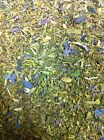 No.1 Smoke Tea Herbal Blend Mix Damiana Mullein Skullcap Passion Flw. Blue Lotus