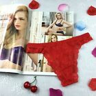 Sexy Women Lace V-string Briefs Panties Thongs G-string Lingerie Underwear