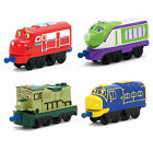 Chuggington Diecast Die Cast Trains Wilson Koko Brewster Dunbar Gift Pack Box