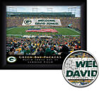 NFL Personalized 11x14 FRAMED Stadium Print - Choose Your Favorite Team - NEW $52.99 USD on eBay