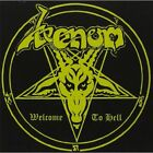 Welcome To Hell (Remastered / Expanded) Venom Audio CD