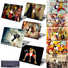Laptop Anime characters painting Hard Case Cover For Macbook Air 11 12 Pro 13 15