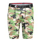 Ethika Green Camouflage Men Underwear Sports Short Boxer Pants US Size S/M/L/XL