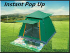NEW Instant Pop Up Camping Hiking Camping Portable Dome Tent Gazebo Canopy shade