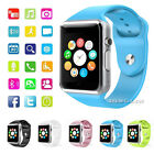 Smart Wrist Watch Bluetooth GSM Phone SIM Card For Android Samsung iOS iPhone