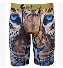 Ethika Leopard Printing Mens/Womans Underwear Sports Shorts Boxer Pants Size S