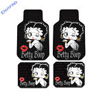 Betty Boop Kiss Timeless Car Truck All Weather Rubber Floor Mats by PlastiColor $39.97 USD on eBay