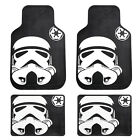 Star Wars Storm Trooper Car Truck All Weather Rubber Floor Mats by PlastiColor on eBay