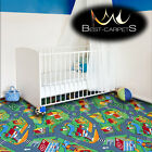 CHILDREN'S CARPET LITTLE GOLIATH Street Town Kids Play Area Bedroom Rug ANY SIZE