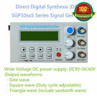 FeelTech 2-10Mhz LCD Panel DDS Function Signal Generator Module Frequency Meter
