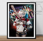 Suicide Squad Harley Quinn Stand Maxi Poster Poster Print Art + Frame +