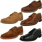 Mens Anatomic Smart Brogue Lace Up Shoes 'Tucano'
