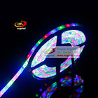 5M 2835 RGB 8mm Width SMD 300LEDs Flexible Tape Rope Strip DC12V IP20 IP65 IP67