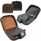 Mala Leather Quality Square Coin Tray Purse Wallet Credit Card and Notes Section