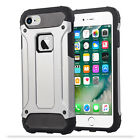 Armour Hybrid Back PC + TPU Rubber Shockproof Rugged Case Cover for iPhone 7