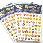 Full Set of 912 Emoji/Smiley/Poo/WhatsApp Stickers for iPhone/Tablet/Laptop etc.