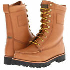 MEN'S POLO RALPH LAUREN WEXHAM BURNISHED LEATHER TAN BOOTS