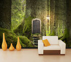 3D tree house 255 Wall Paper Wall Print Decal Wall Indoor wall Murals