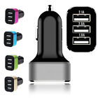 Universal 3-Port USB Car Charger 2A 3.1A USB Charger Adapter For Cell Phone GPS