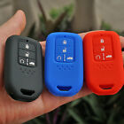 Protector Key Fob Case for Honda 2015 2016 Pilot Accord Civic Fit Freed 4 button