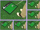 MLB Licensed Golf Hitting Practice Mat Area Rug Floor Turf Carpet - Choose Team