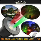 Moving X-mas Fantastic Star Light Red&Green Shower Laser Party Light Show Tool