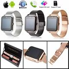 Z50 Bluetooth Smart Watch Phone SIM GPRS NFC For Android IOS Samsung iPhone HTC