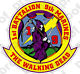 STICKER USMC UNIT   1ST BATTALION 9TH MARINE NEW