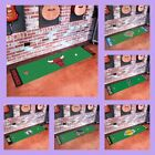 NBA Licensed Golf Putting Green Runner Area Rug Floor Mat Carpet - Choose Team on eBay