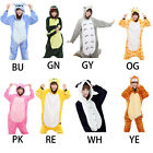 Unisex Adulte Kigurumi Anime Cosplay Costume Onesie Pyjamas Nuisette Fashion NF