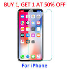 Tempered Glass Film Screen Protector For iPhone 7 8 PLUS 6 6s Plus 5S 5C 5 4S SE