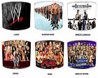 Lampshades Ideal To Match  WWE Wrestlemania Wall Art WWE Wallpaper WWE Cushions.
