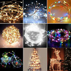 20/30/40 Mini LED Battery Fairy Lights Party Home Decor Operated Copper Wire Hot