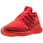 adidas Tubular Radial Mens Trainers Red New Shoes
