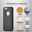 Anti Gravity Nano Suction Tech Magic Selfie Phone Case Cover For iphone 6 6s 7