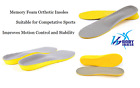 Insole Full Length Arch Soft Memory Foam Breathable Comfortable Athletic Shock