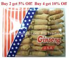 4oz to 1LB- 100% Small Wisconsin American Ginseng Root Long (#G1.1) 純正美国威州花旗蔘小長泡 $14.25 USD on eBay