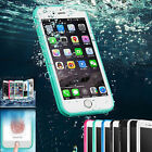 Waterproof Shockproof DustProof Full Case Cover For iPhone 5 5s SE 6 6s Plus